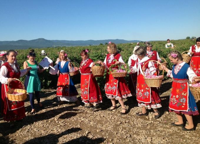 Tiết mục của Bulgaria