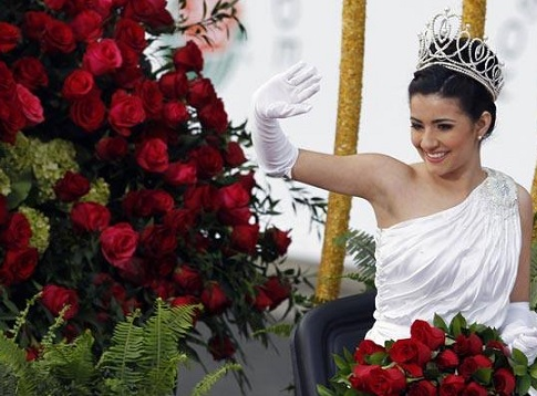 Cuộc thi The queen Of Rose